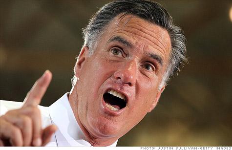 Mitt Romney is still rich