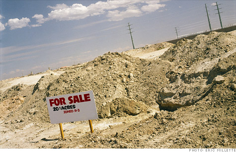 The government is looking to unload some of its real estate portfolio.