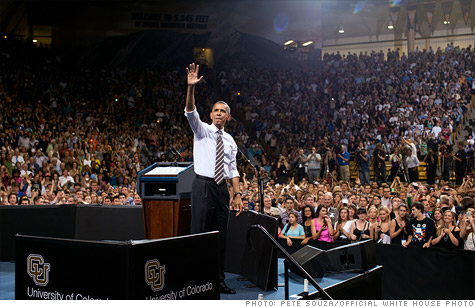 Obama campaign promises
