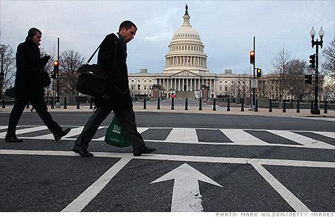 Economy puts Washington to the test