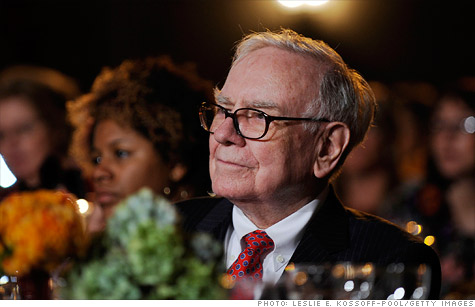 Bidders can win a lunch date with billionaire investor Warren Buffett in an auction that benefits the Glide foundation.