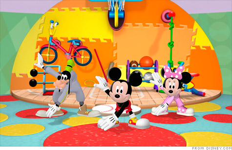 Walt Disney Co. announced new nutritional guideline for food ads on its various kids networks such as the Disney Channel.