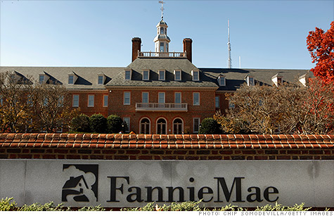 Fannie Mae has appointed former Bank of America executive Timothy Mayopoulos to be its next CEO, the housing finance giant announced Tuesday.