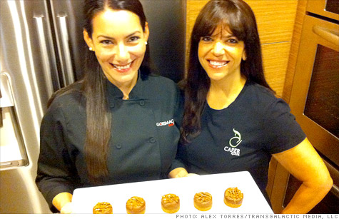 Bakery-owning sisters Vicky Carballo and Liz Fernandez were raised conservative and Republican. Fernandez supports Romney -- but not his hardline view on undocumented immigrants.