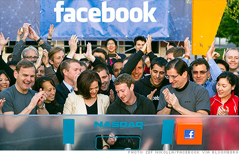 Nasdaq's systems failed to process some orders in the first few minutes of Facebook's IPO causing staggering losses for trading firms and investors.