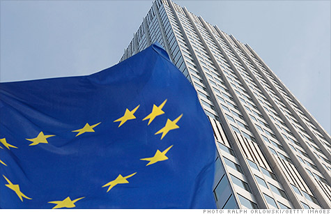 The EU announced its plan for a bank union which would handle future banking bailouts.
