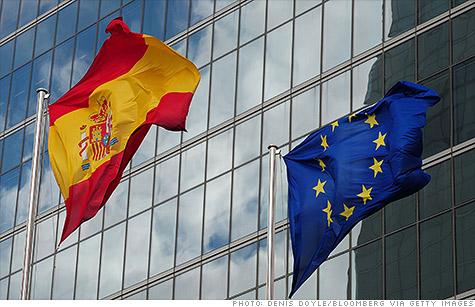 Spain has successful bond auction