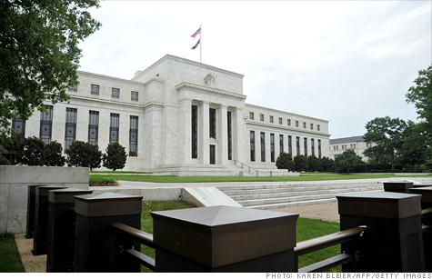 The Federal Reserve proposes banks should hold more in capital buffers.