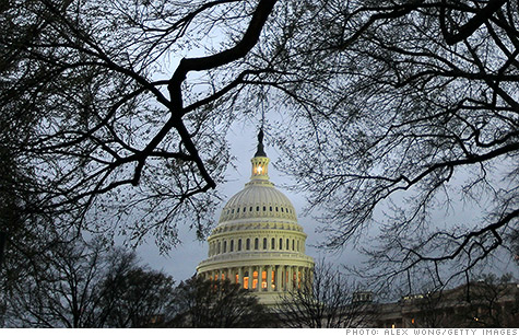 Standard & Poor's said there's at least a one-in-three chance that the United States will be downgraded within two years absent a credible, bipartisan debt-reduction plan.