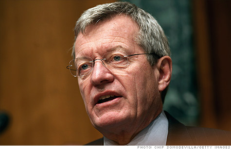 Sen. Max Baucus, the top Democratic tax writer in the Senate, said he's making progress on a tax reform proposal that he promised would garner bipartisan support.