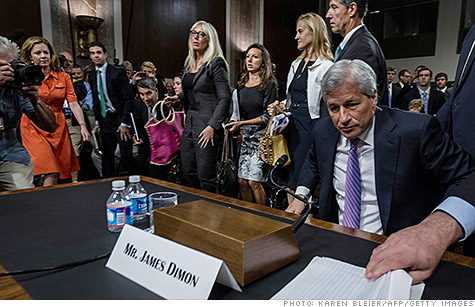 'Likely' JPMorgan clawbacks rare on Wall Street