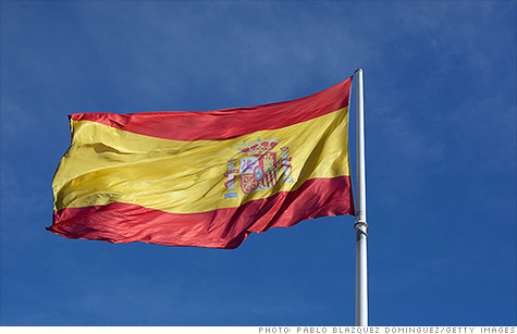 Spain's banking and debt problems have moved to the center of the European sovereign debt crisis.