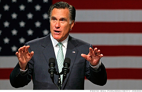 Romney's confounding position on carried interest