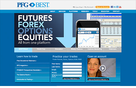 The National Futures Association has frozen the accounts of PFGBest, a brokerage accused of misappropriating funds, and the Commodity Futures Trading Commission has filed a complaint.