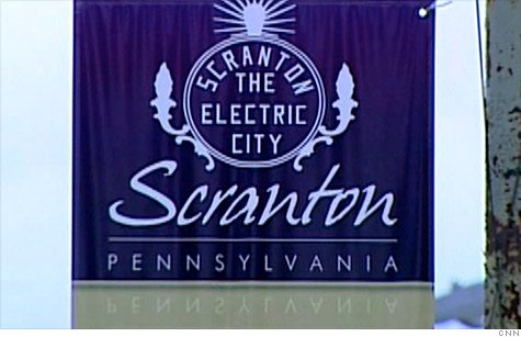 Scranton cuts workers' pay to minimum wage
