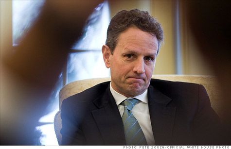 Barclays admitted false Libor reports in '08; Geithner note