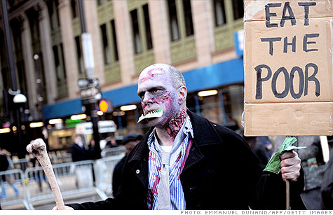 Is the economy really stalling into a zombie-like state, or are the statistics just distorting the picture?