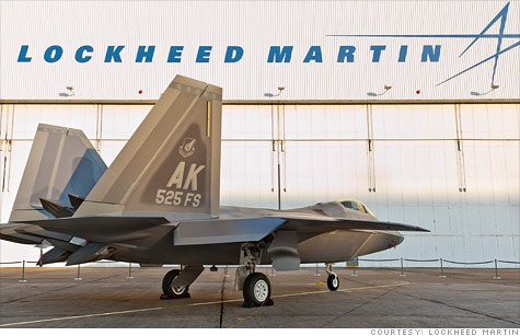 The U.S. government spends roughly 14% of the federal budget on private contractors, of which defense contractor Lockheed Martin is the biggest recipient.