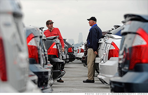 Gripes about auto dealers led the list of top 10 consumer complaints compiled by the Consumer Federation of America, followed by credit card issuers and debt relief companies.