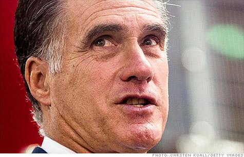 Romney tax plan would shift burden to poor