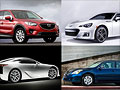10 Japanese comeback cars for 2012