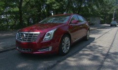 XTS: Kind of like your Daddy's Caddy
