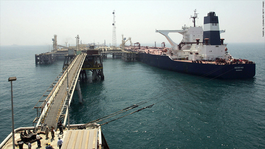 iraq, oil, ship