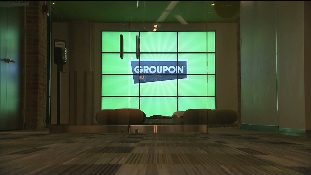 Groupon investors: Need a group hug?