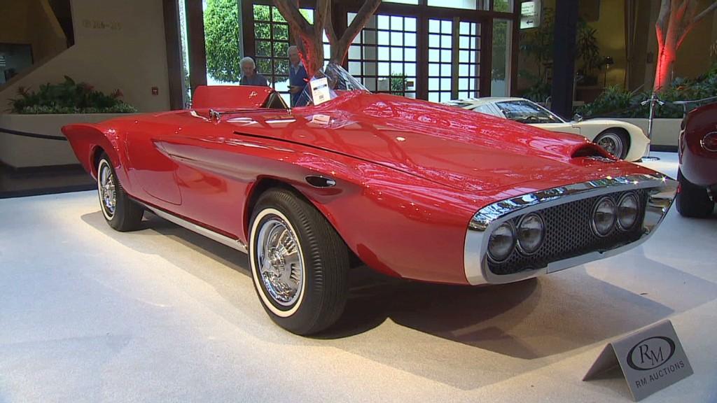 Coolest 'idea' car ever