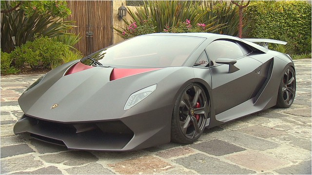 Lamborghini S 2 Million Sesto Elemento