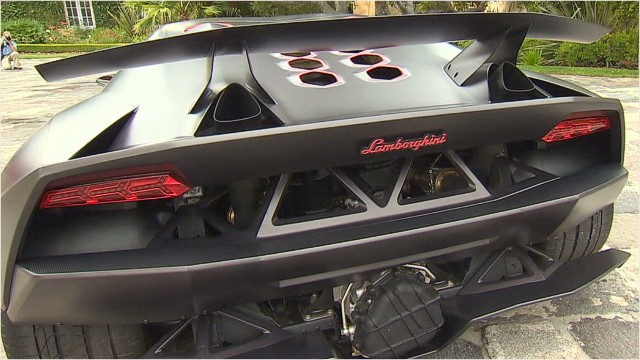 Lamborghini S 2 Million Sesto Elemento