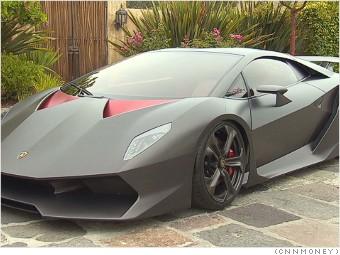 Lamborghini S 2 2 Million Sesto Elemento Supercar