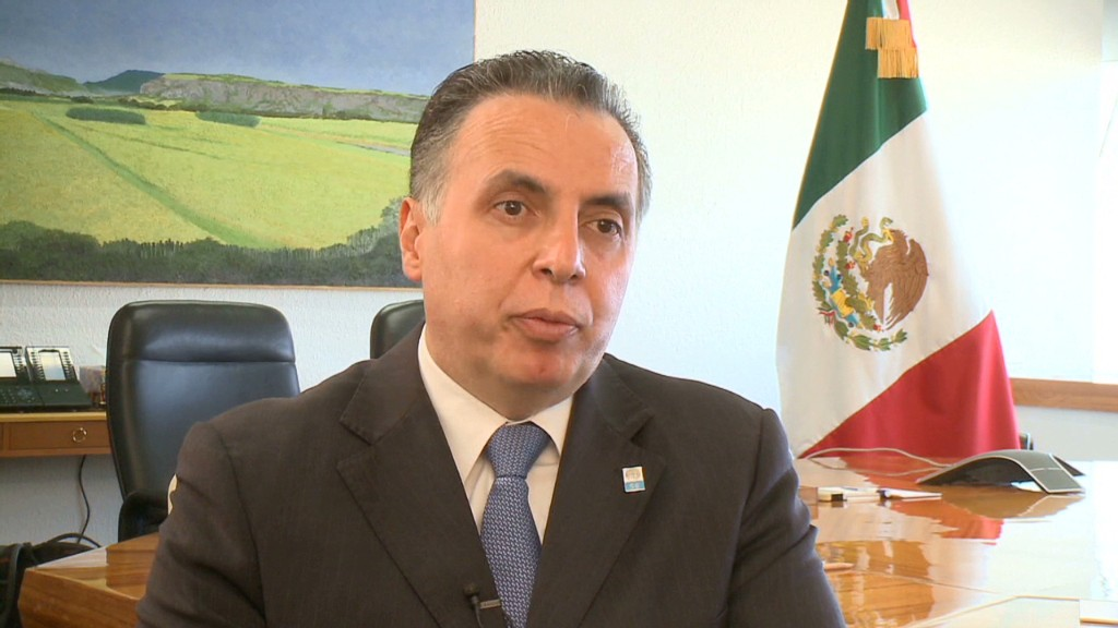 Mexico: We want your investment money