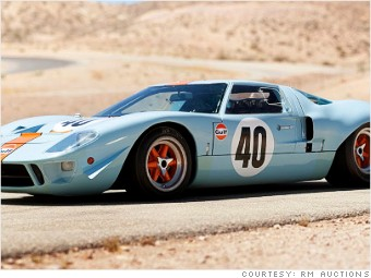 1968 ford gt40 rm