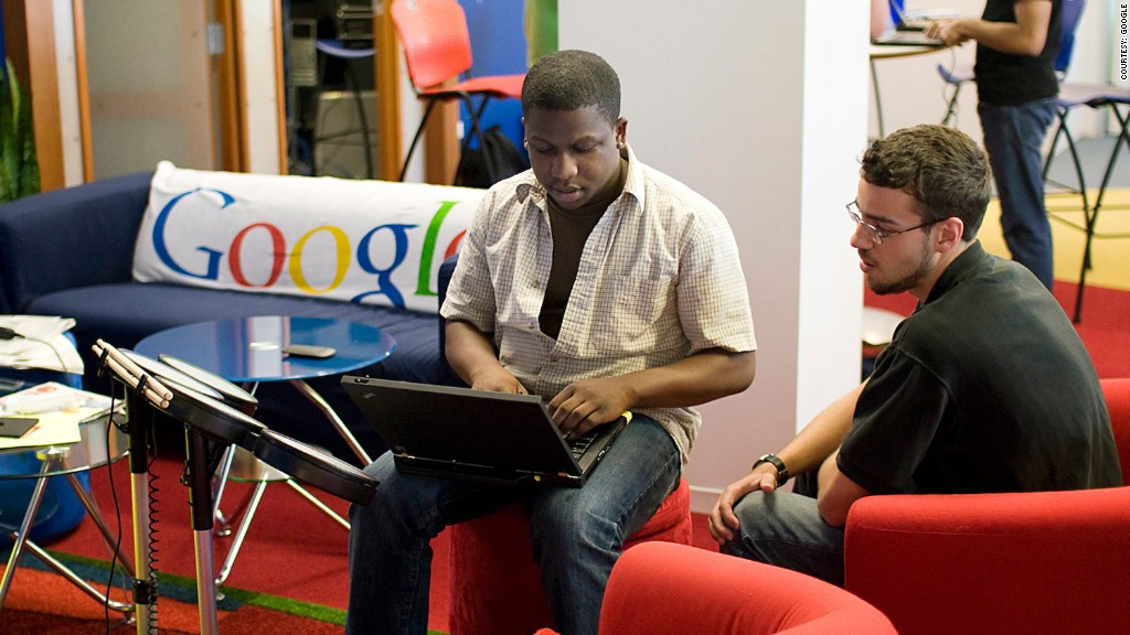 gen y workplace google