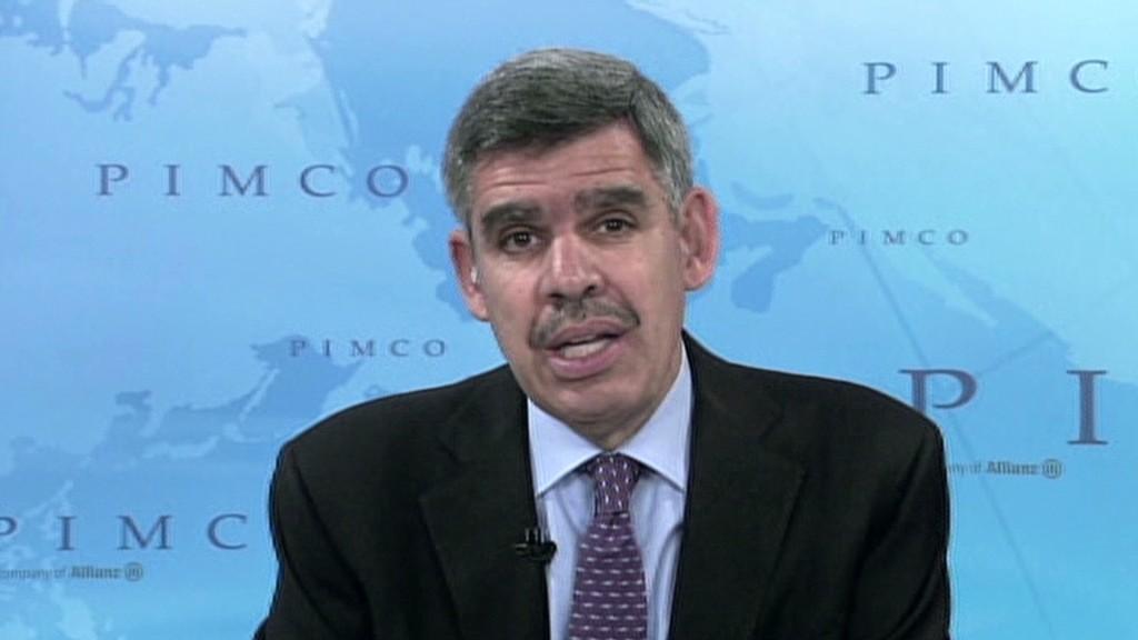 El-Erian: QE3 can't deliver