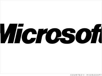 1987's two-decade champion - Microsoft's new logo -- and its retro