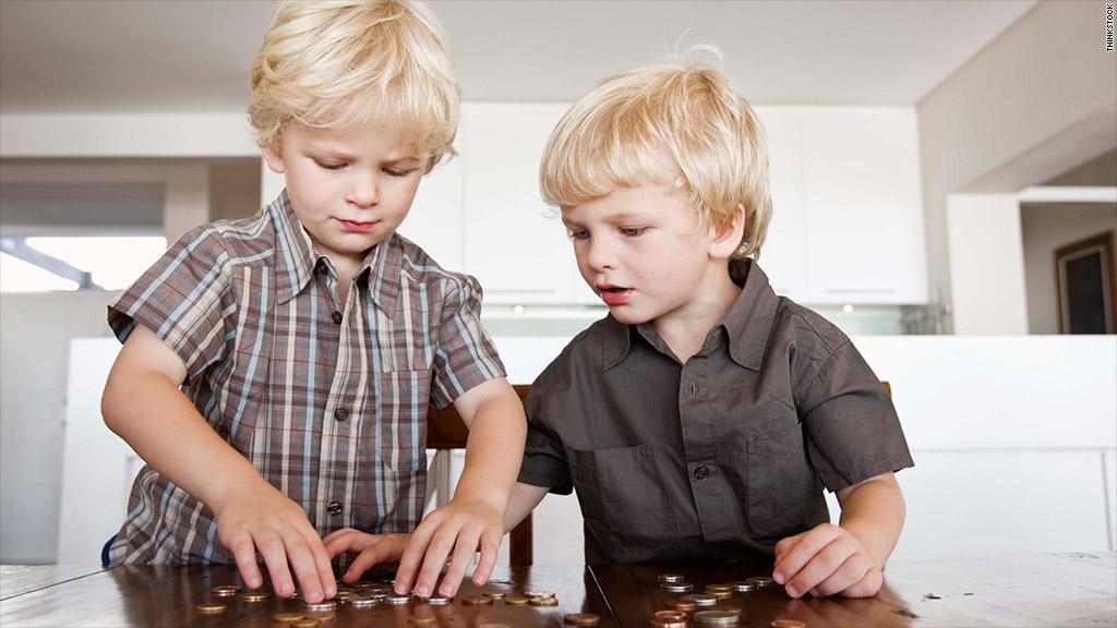 kids spending
