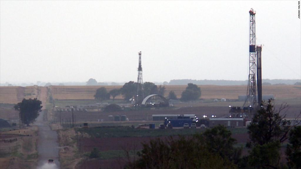 kansas oil boom
