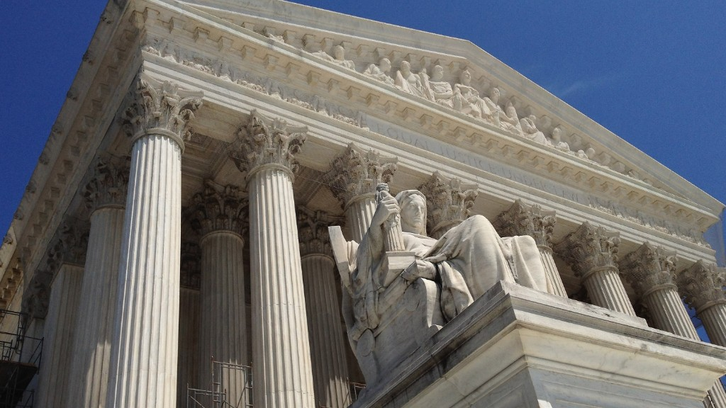 Unions take hit in Supreme Court ruling