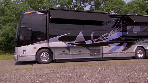 16 Million RV With Two Bedrooms