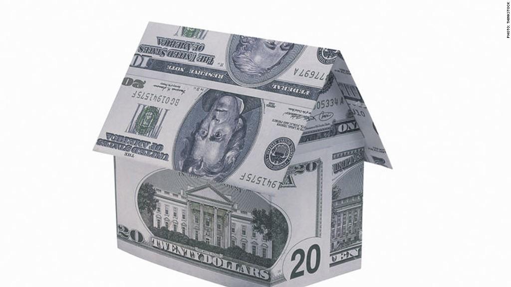 Mortgage House Money