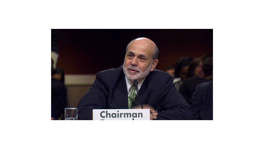 Bernanke: Middle class decline is old news