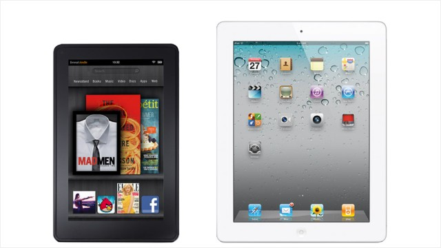 With iPad Mini on the way, does Kindle Fire 2 matter?