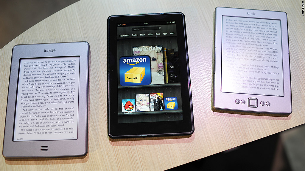 kindle e books