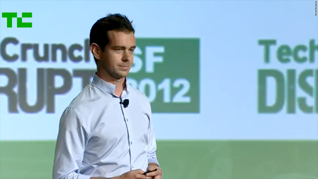 jack dorsey techcrunch