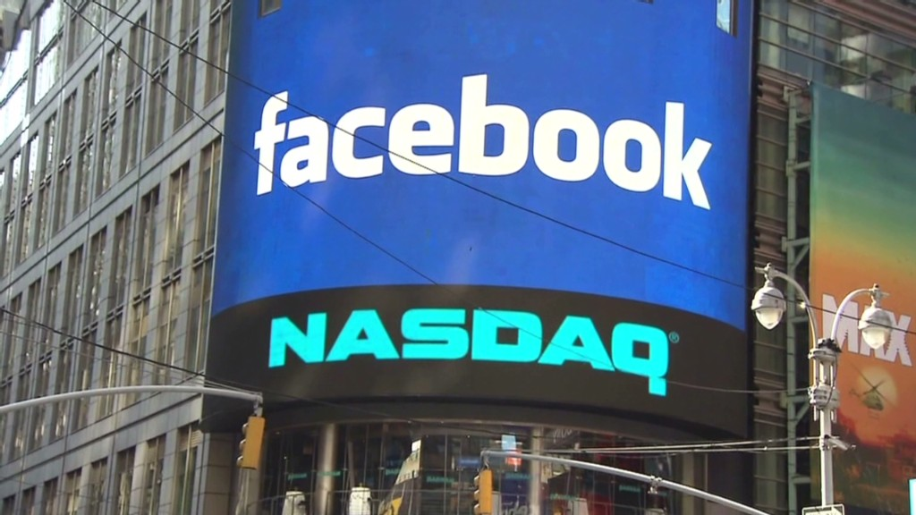 Facebook CEO: Stock is 'disappointing'