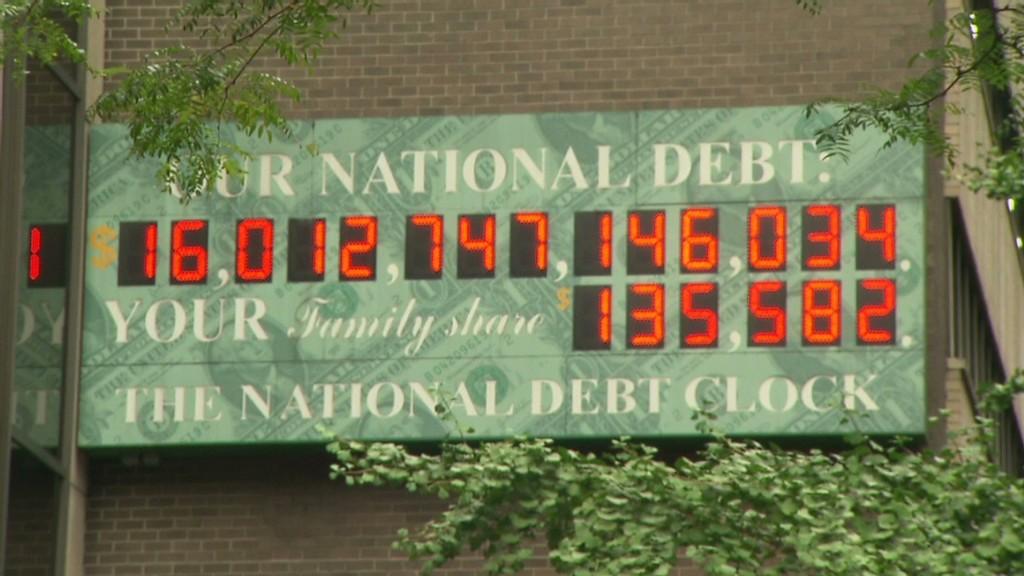 Candidates fall short on curbing debt