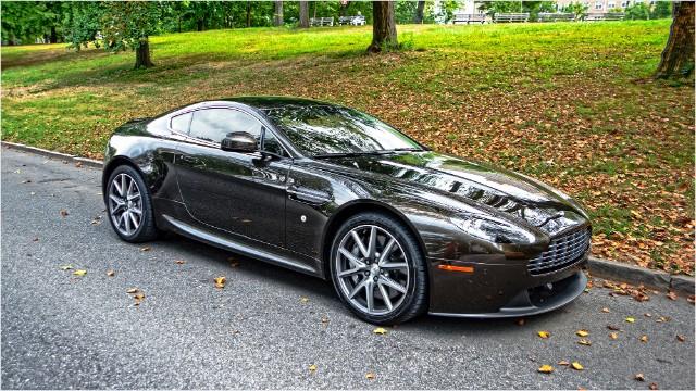 Aston Martin S Budget Car V8 Vantage