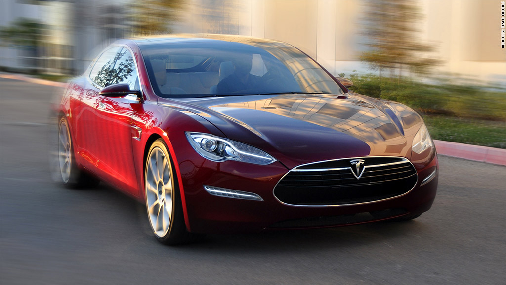 Automobile Magazine names Tesla Model S Car of the Year